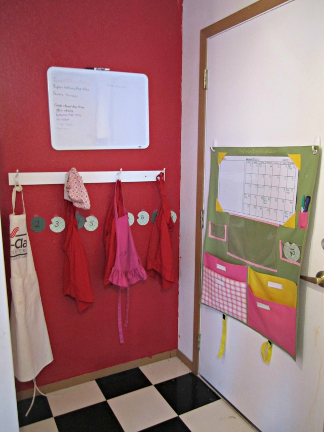 apron wall
