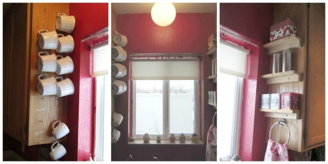 Kitchen Window Collage